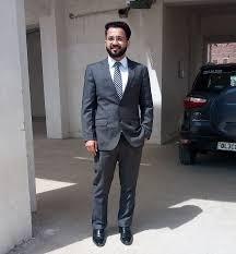 JUNAID AHMAD UPSC