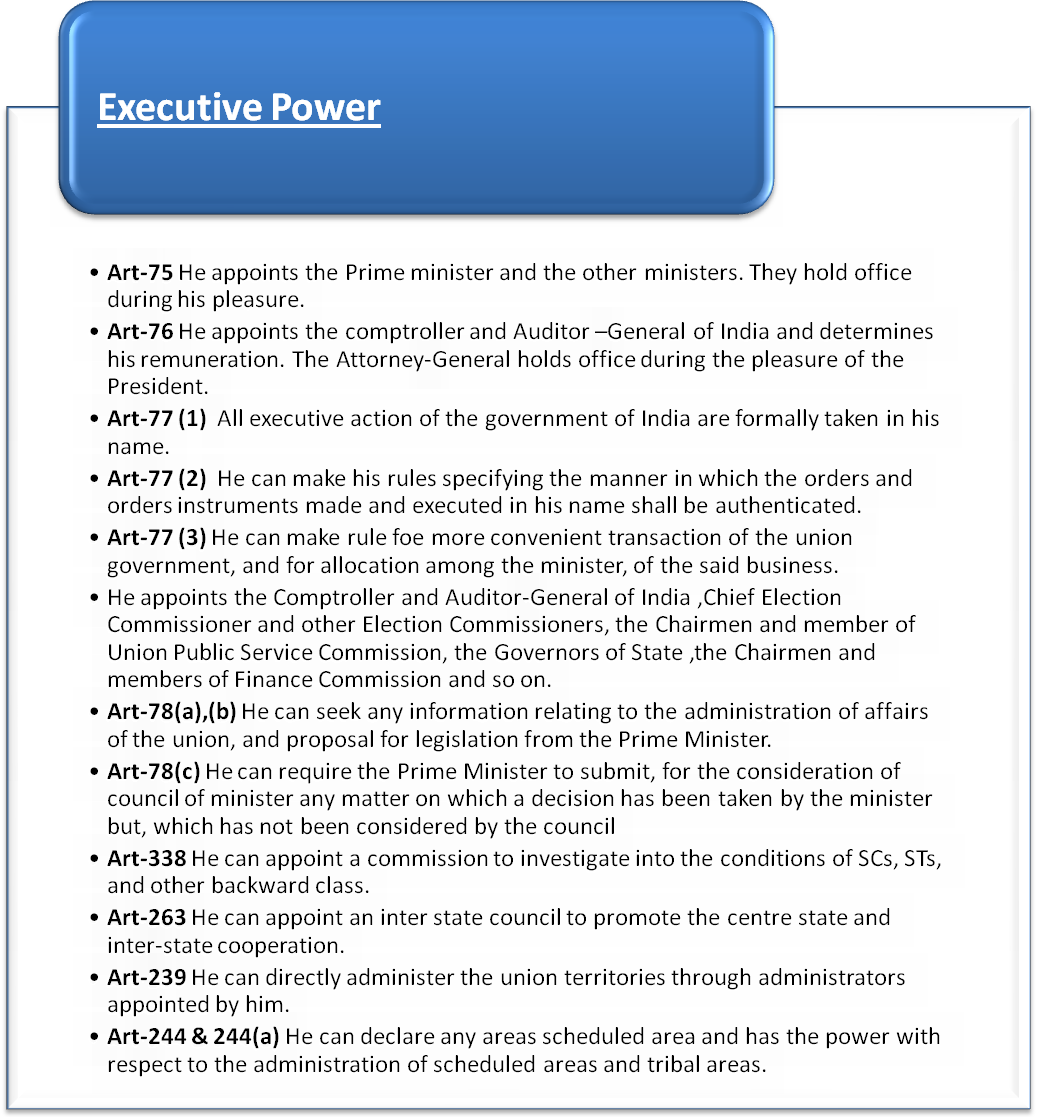 presidential power Teacher resource-answer key presidential powers: informal or implied powers part 1: using the information in informal powers of the president, investigate the extra-constitutional or implied.